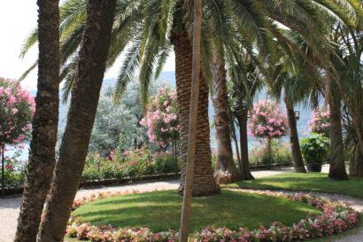 Garten im Lago Maggiore