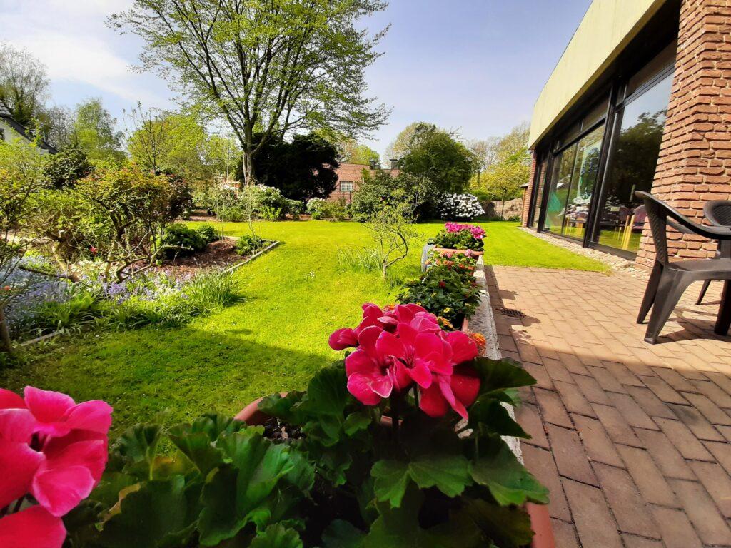 Garten PSH, A. Brand
