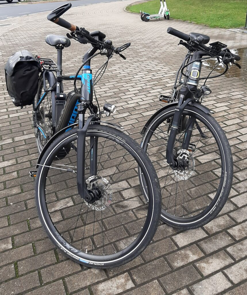 E-Bike, A. Brand